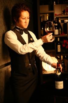 鳳堂 義人店長/JSA認定ソムリエ(Houdou Yoshito)プロフィール写真2